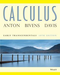 Calculus Early Transcendentals 10th Edition Howard Anton