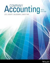 Company Accounting 10th edition ebook Ken J. Leo