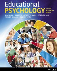 Educational Psychology 2nd Australian Edition Angela O'Donnell