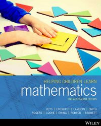 Helping Children Learn Mathematics 2nd Australasian Edition Robert E Reys