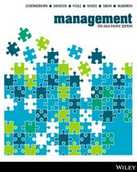 Management 5th Asia Pacific Edition John R Schermerhorn