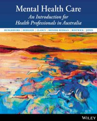 Mental Health Care 2nd Edition Catherine Hungerford