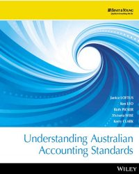 Understanding Australian Accounting Standards 1st Edition Janice Loftus