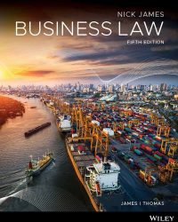Nick James Business Law 5E